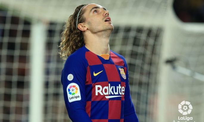 Лизаразю: Гризманн больше не знает, как играть в футболке Барселоны