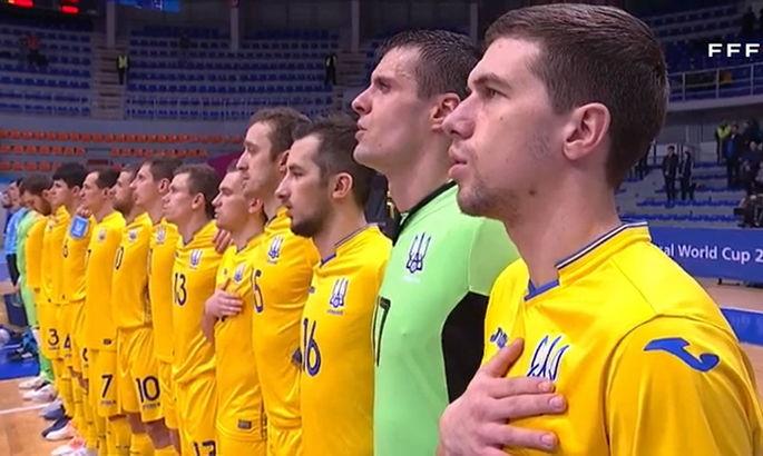 Футзал, отбор к Евро. Оба матча Украины против Дании будут сыграны в Запорожье