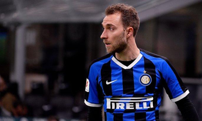 Эриксен может вернуться в Англию. Интер готов отпустить игрока за 16 миллионов евро