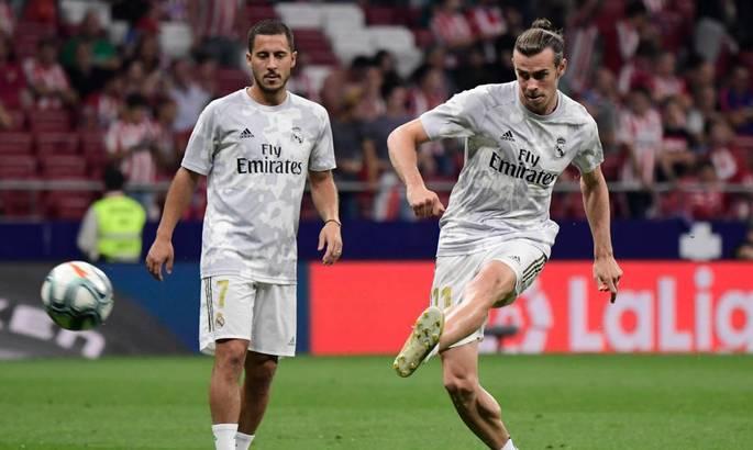 Бейл і Азар не допоможуть Реалу в кубковому матчі