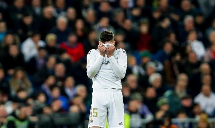 Реал впервые при Зидане пропустил 4 гола в одном матче