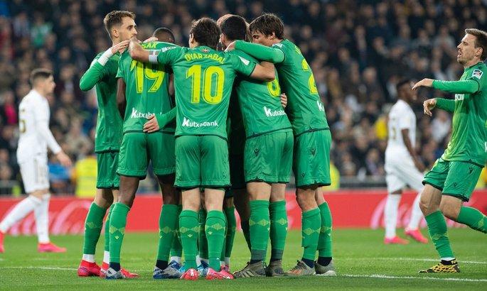 Кубок Испании. Реал пропускает четыре и вылетает из Кубка Испании