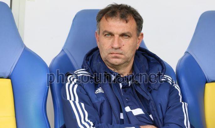 Проработал 13 лет. В казахском Шахтере произошла замена украинских тренеров