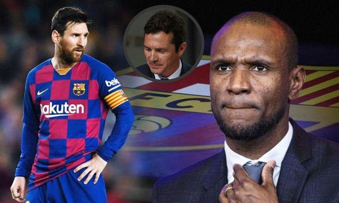Директор Барселоны рассказал о конфликте Месси и Абидаля, сделав отсылку на девиз клуба