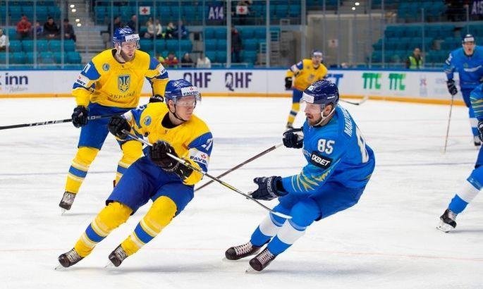 Сборная Украины по хоккею будет привлекать легионеров