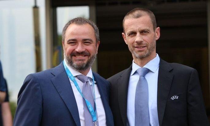 Павелко выделил 5 решений УЕФА, к которым он непосредственно причастен