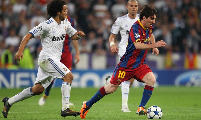 Самые важные голы за Барселону в карьере Лионеля Месси – футбольный ТОП
