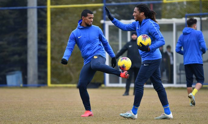 Жерсон Родригес сосредоточен на Динамо, но в ближайшее время хочет играть в