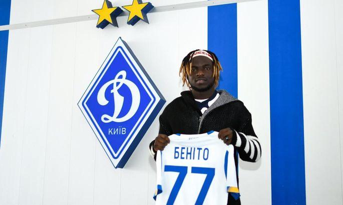 Селюк: Уверен, что Бенито принесет немалую пользу Динамо