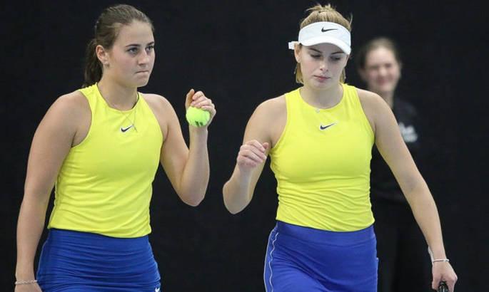 Костюк и Завацкая добыли третью победу для сборной Украины
