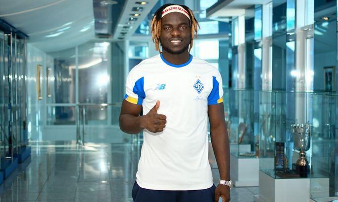 Беніто - 8-й нігерієць, який зіграв за першу команду Динамо