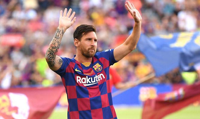 """Месси вновь покидает Барселону? Вспоминаем предыдущие """"уходы"""" аргентинца"""