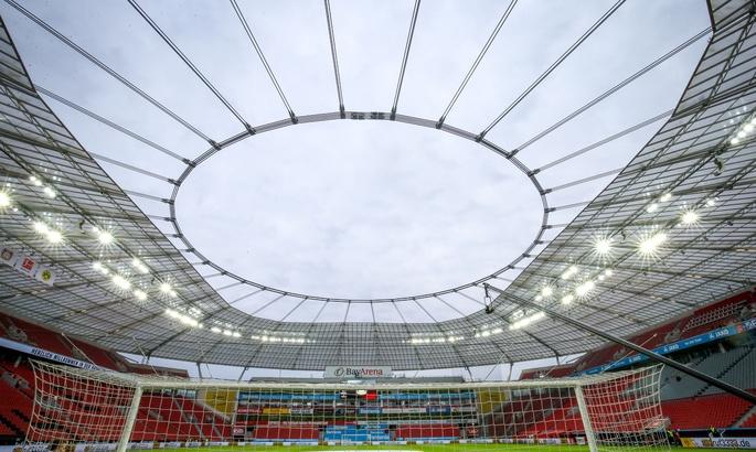 Байер - Боруссия Дортмунд. Смотреть онлайн прямую видеотрансляцию матча Бундеслиги