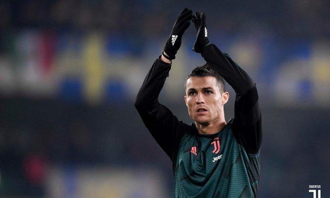 Ривок через півполя. Роналду забив в десятому матчі Серії А поспіль. ВІДЕО