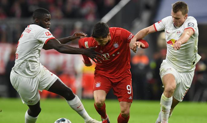 Бавария - РБ Лейпциг 0:0. В воскресенье - без голов