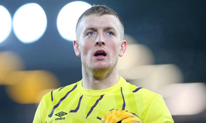 Пикфорд: Все ненавидят футболистов сборной Англии – это задевает и бесит