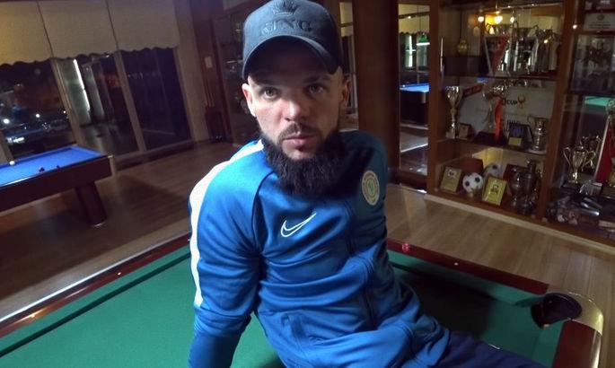 Морозюк: Могу играть за сборную Украины, но сейчас у меня нет такой цели