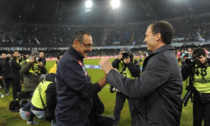 Рома провела переговоры с Сарри и Аллегри – СМИ