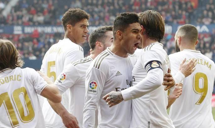 Каземиро: Январь был для Реала особенным, но самое важное впереди