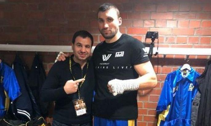 Назван украинский боксер, которому по силам затмить Усика