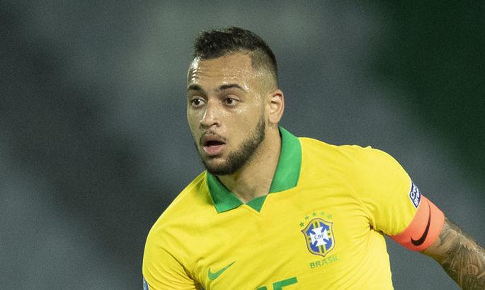 Майкон получил вызов в олимпийскую сборную Бразилии