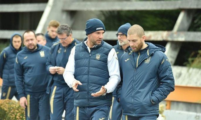 У Шевченко в сборной Украины будет новый итальянский тренер по физподготовке