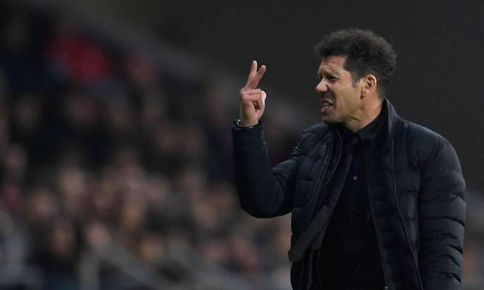У Атлетико семь травмированных игроков перед матчем с Ливерпулем