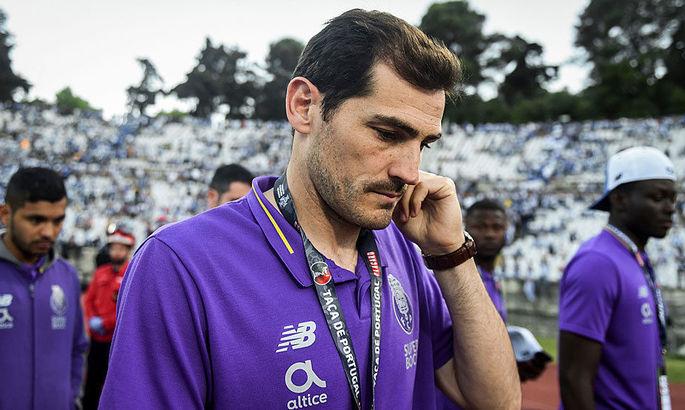 Касільяс буде балотуватися на пост президента Федерації футболу Іспанії