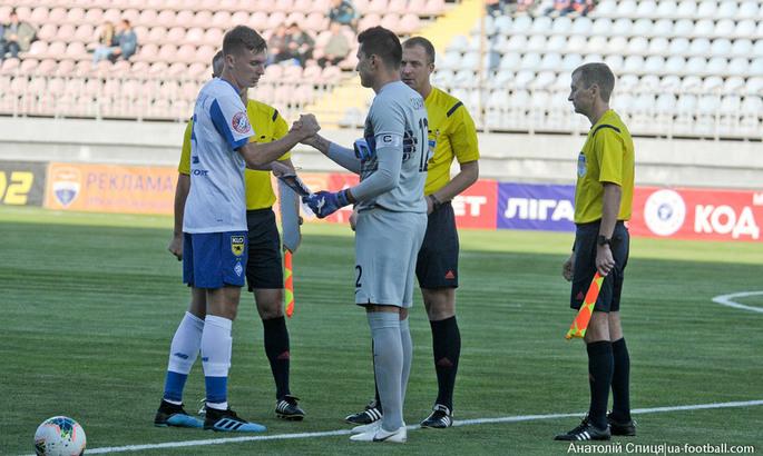 В первой части сезона десять раз арбитры ошиблись в пользу Мариуполя, часто ошибались против Динамо