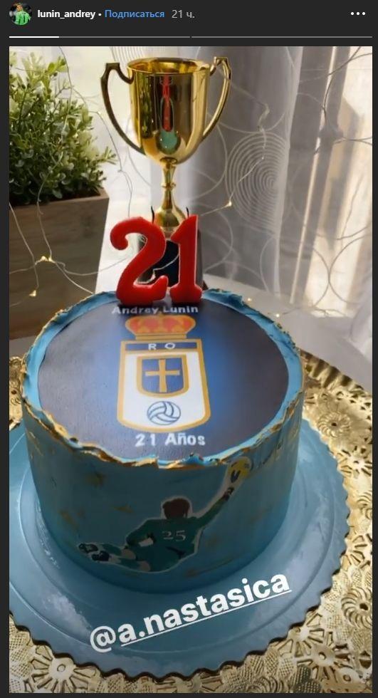 Дайджест: торт для Луніна, Мораес із Циганковим в PES 2020 та як Мо Салах подався в регбі - изображение 1
