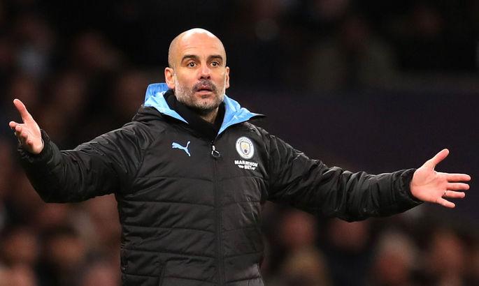 Гвардиола: Если Манчестер Сити не обыграет Реал в ЛЧ, то меня могут уволить