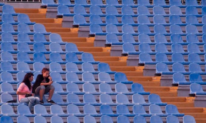 Среднее посещение матчей чемпионата: немецкий клуб - первый, Динамо и Шахтер не вошли в топ-200