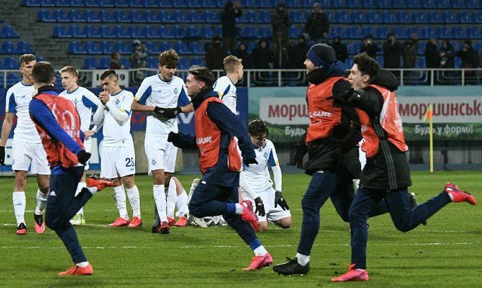 Динамо Київ - Динамо Загреб 0:0 (3:4). Огляд матчу і серії пенальті