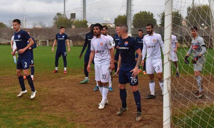 Мариуполь завершил сборы поражением от Локомотива