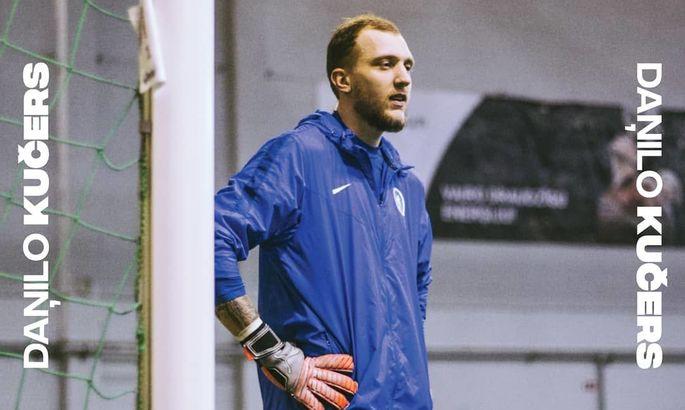 Двоє українців стали гравцями віце-чемпіона Латвії