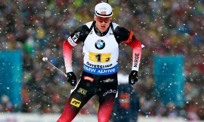 Тарье Бё – седьмой 10-кратный чемпион мира в истории биатлона