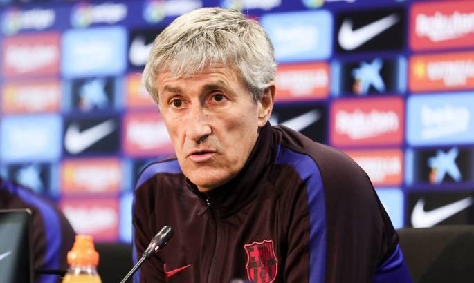 Сетьен: У Барселоны и Реала одинаковые шансы на чемпионство