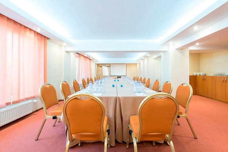 Євро-2020. УАФ показала готель, в якому буде базуватися збірна України - изображение 4