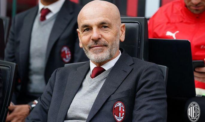 Пиоли о победе над Ромой: Милан давно надеялся обыграть такую сильную команду
