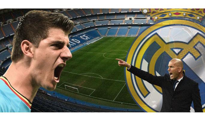 """""""Это футбол, нет никаких объяснений"""". Зидан и Куртуа – про ничью Реала с Сельтой"""