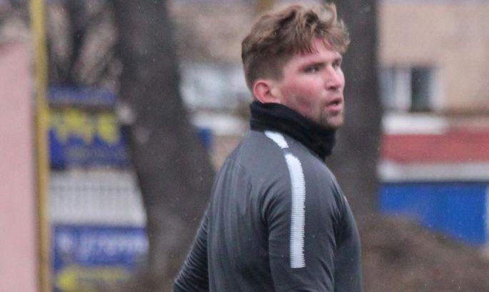 Екс-воротар Зорі продовжить кар'єру в Поділлі