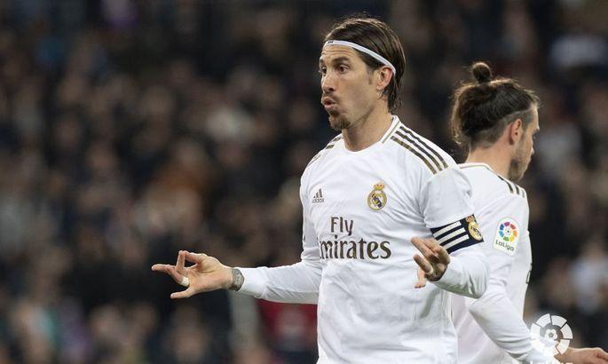 Рамос хочет подписать двухлетний контракт - Реал предлагает капитану однолетнюю сделку