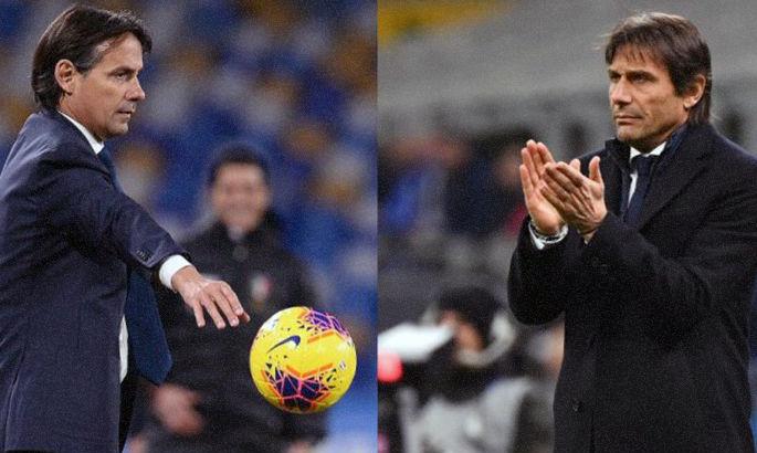 Конте пожаловался на наивность футболистов Интера, а Индзаги рассказал, что помогло Лацио победить