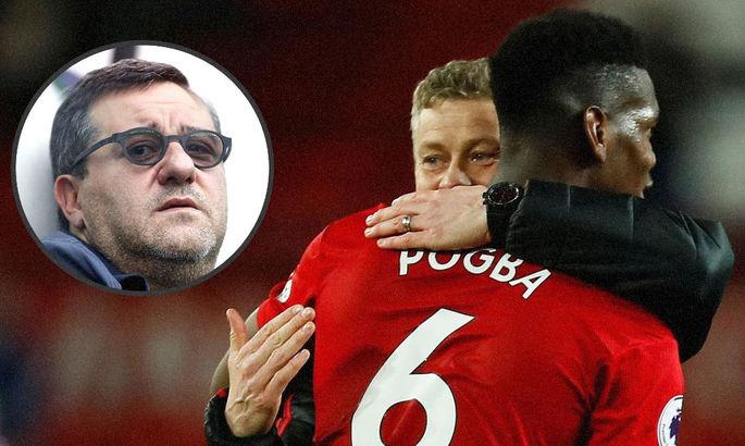 Сульшер: Погба – гравець Манчестер Юнайтед, а не Міно Райоли