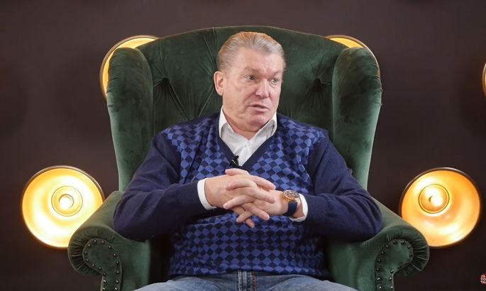 Блохин - о разборках в Динамо, как бросил сборную и пережил инсульт - ТаТоТаке
