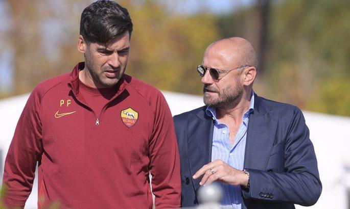 Рома намерена уволить спортивного директора, который привел в клуб Фонсеку