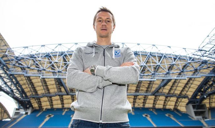 Спортдиректор Леха: Приоритет Бутко - возвращение в сборную и поездка на Евро-2020