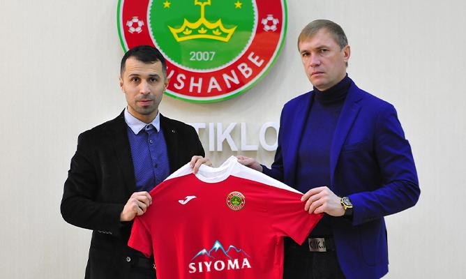 Украинский тренер будет работать с многократным  чемпионом Таджикистана