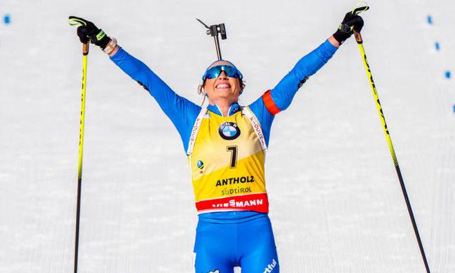 Вірер – чемпіонка світу в індивідуальній гонці, Меркушина – 11-а