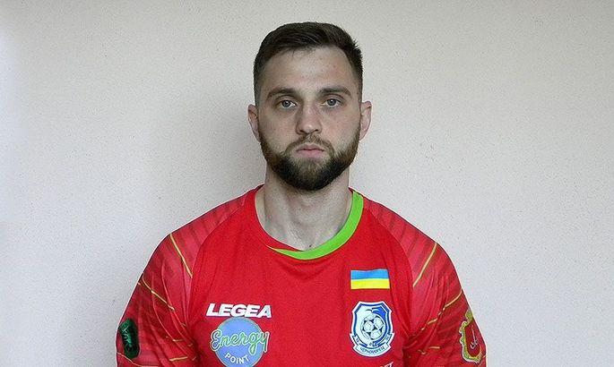 Черноморец подписал голкипера